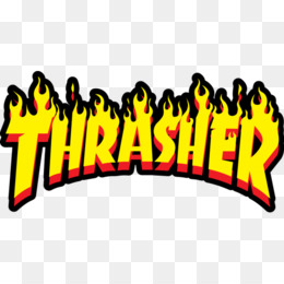 Thrasher PNG and Thrasher Transparent Clipart Free Download..