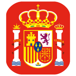 Spain National Team logo logo Icon.