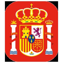 Spain National Team logo logo Icon.