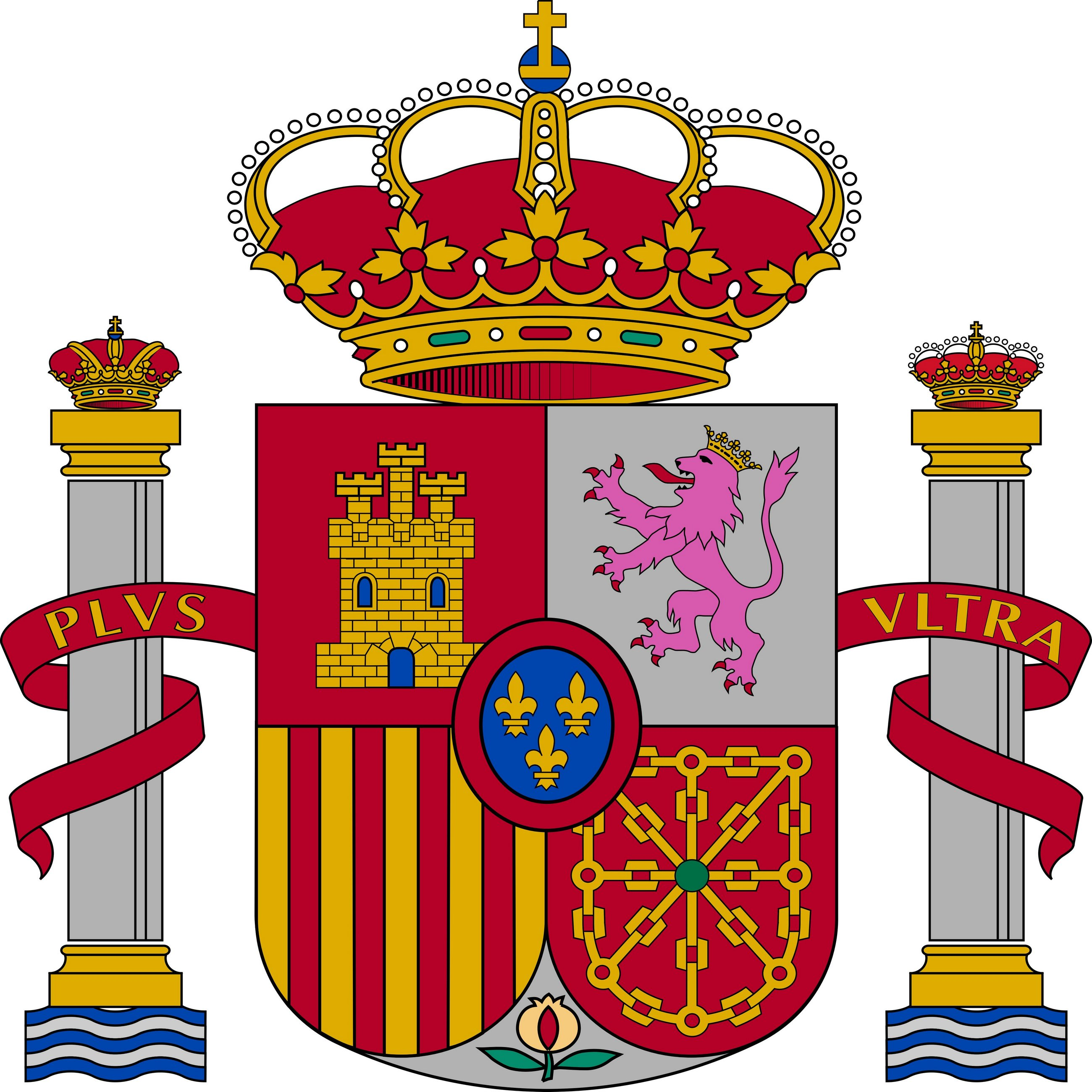 Spain Logos.
