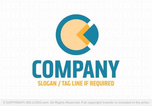 Unique Letter C Logo.