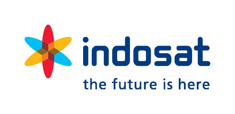 Indosat Logo / Telecommunication / Logo.