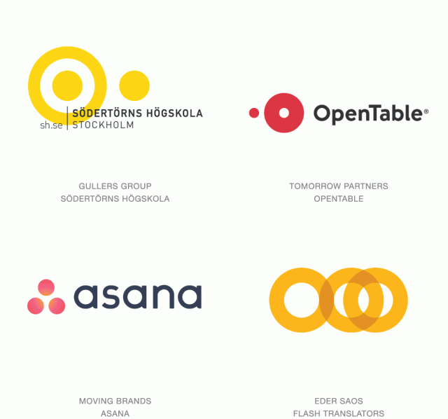 2016 Top Best Logo Designs + Trends & Inspirational Showcase.