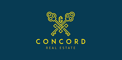 Concord Real Estate Logo.