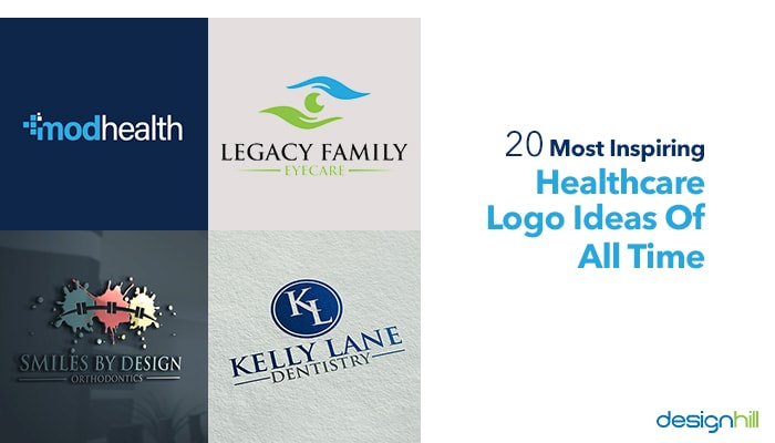 20 Most Inspiring Healthcare Logo Ideas Of All Time.