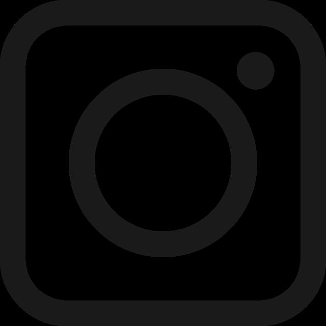 Instagram Clipart Vector.
