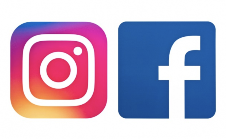 Instagram And Facebook Logo Png , (+) Pictures.