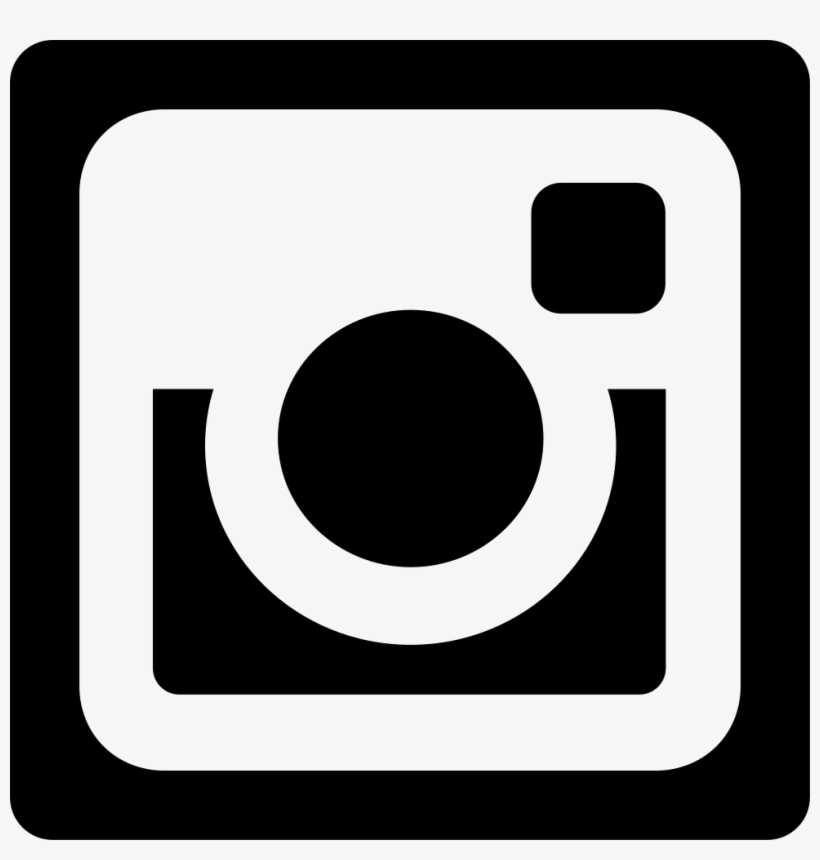 Instagram Social Network Logo Of Photo Camera Svg Png.