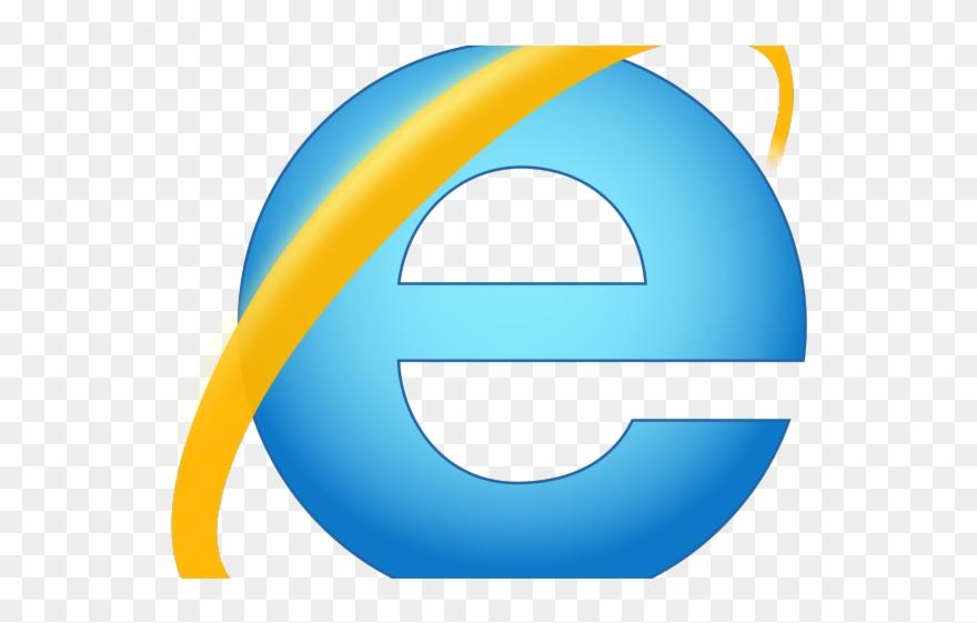 Windows Explorer Clipart Logo.