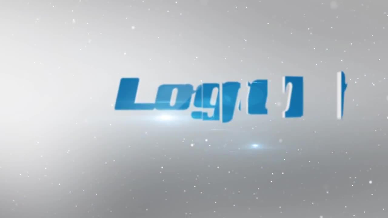 Clean Logo Intro.