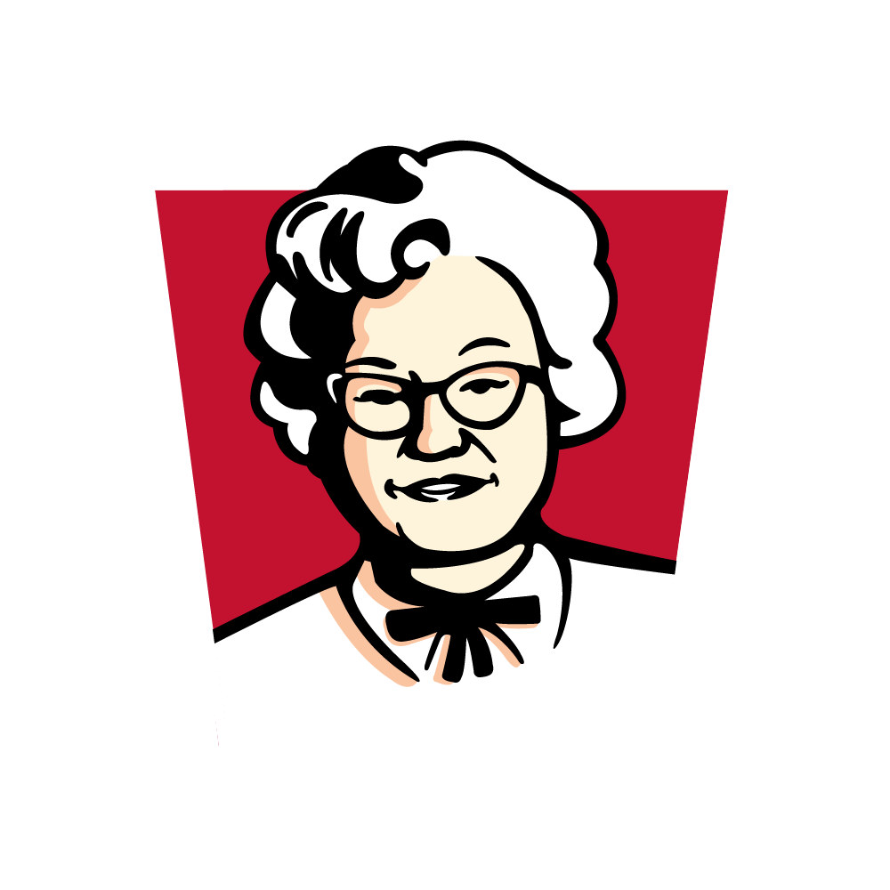 KFC: Claudia Sanders by IPG Mediabrands.