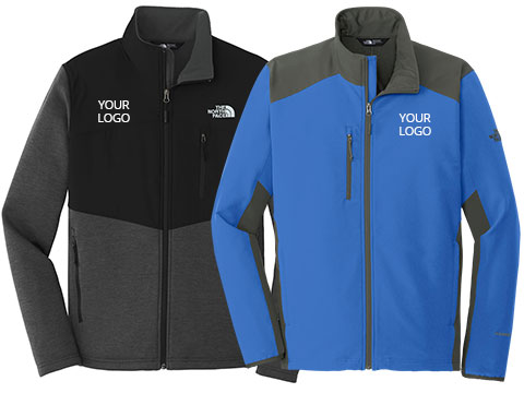 Custom The North Face Apparel & Outerwear.