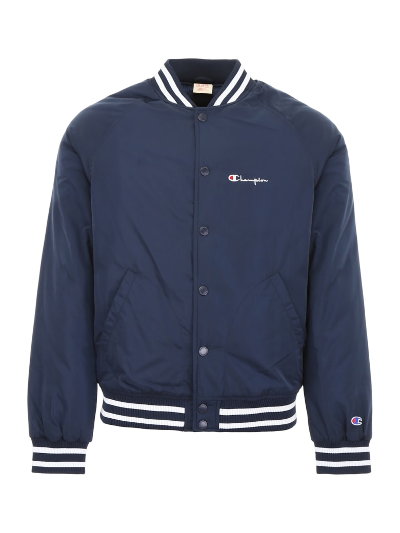 Champion Logo Bomber Jacket.