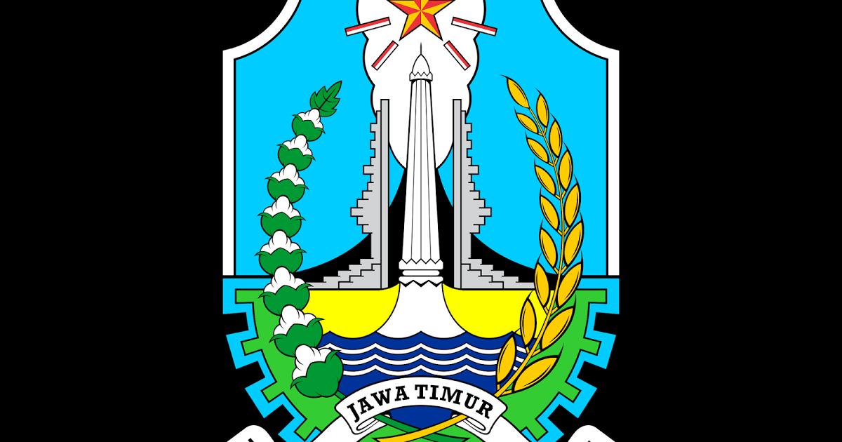 Logo Provinsi Jawa timur PNG HD.