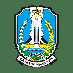 Logo Prov. Jawa Timur Vector CDR, PNG, HD Color, Hitam Putih.