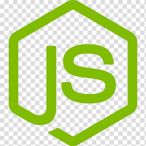 Node.js JavaScript React Logo Express.js, javascript logo.