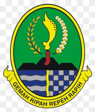 Jawa Barat Logo Vector.