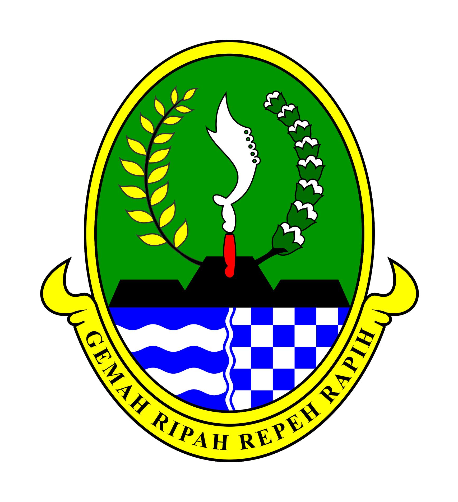 Logo Jawa Barat PNG (Provinsi Jawa Barat).