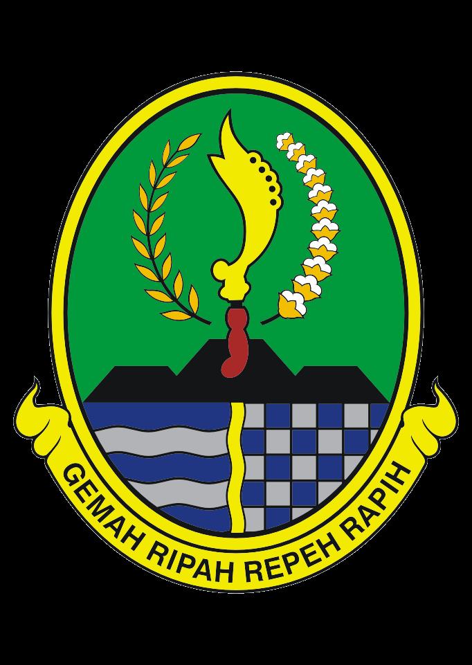 Download Free png Jawa Barat Logo Vector.