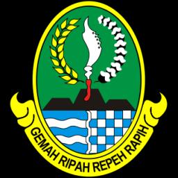 Logo Kabupaten Kota di Provinsi Jawa Barat.