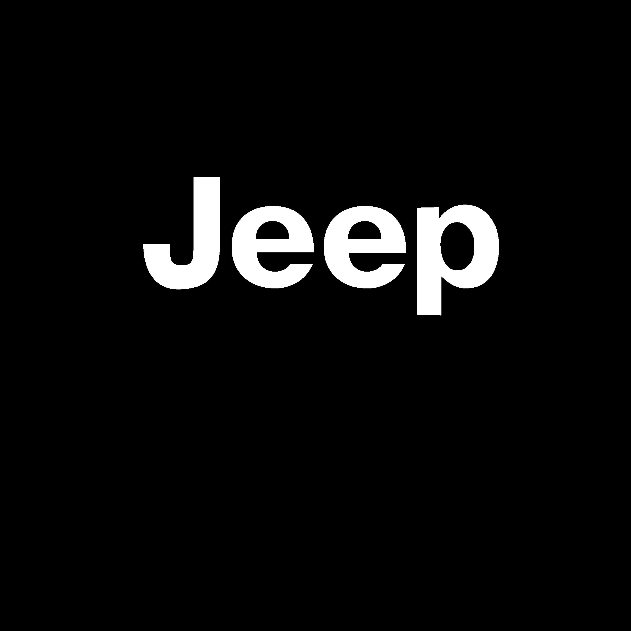 Jeep Logo PNG Transparent & SVG Vector.