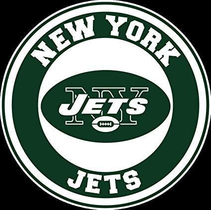 Amazon.com: Creative Club Stickers New York Jets Sticker.