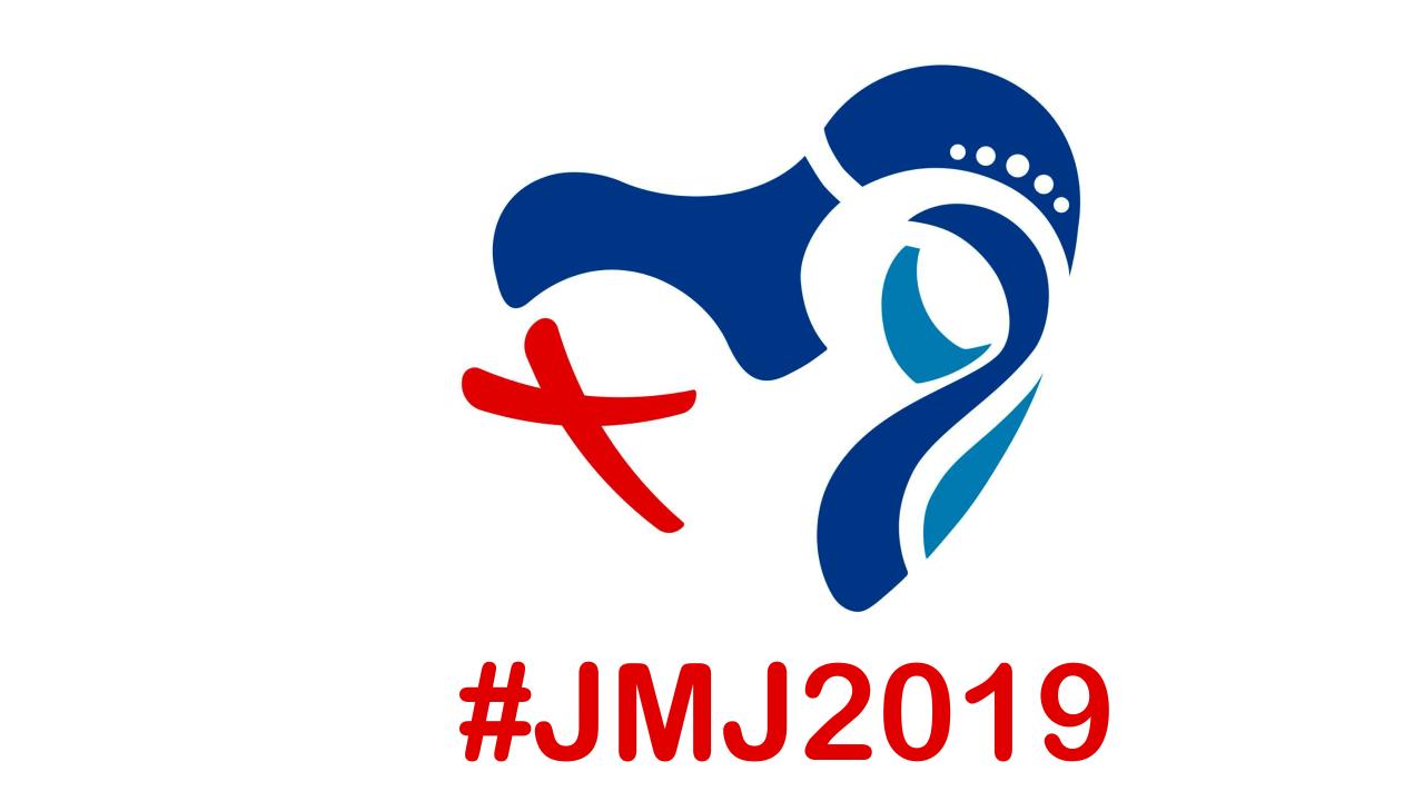 Logo Jmj 2019 Png.