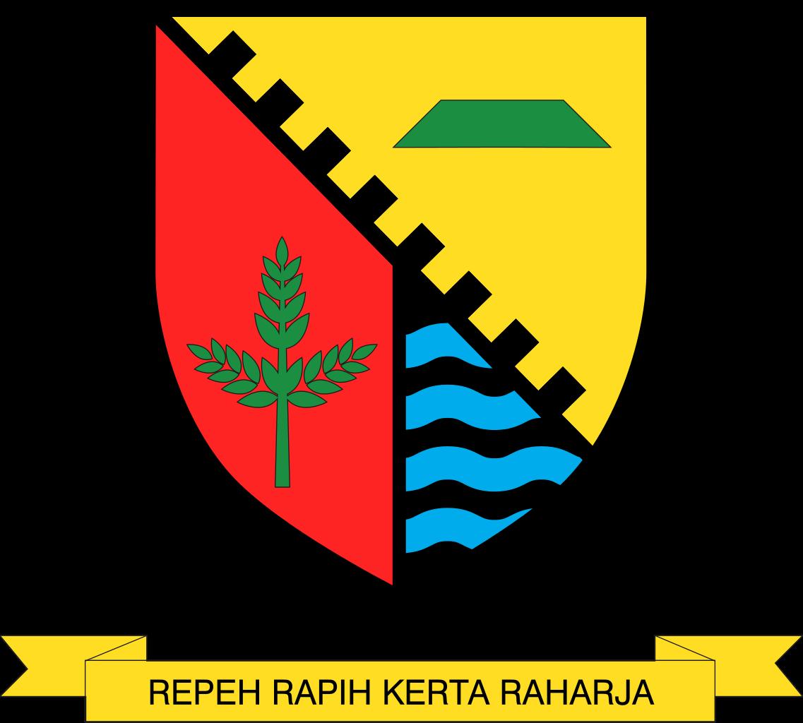 Berkas:Lambang Kabupaten Bandung, Jawa Barat, Indonesia.svg.