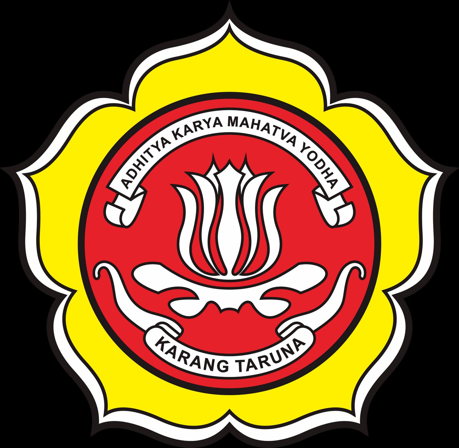 Logo karang taruna clipart images gallery for free download.