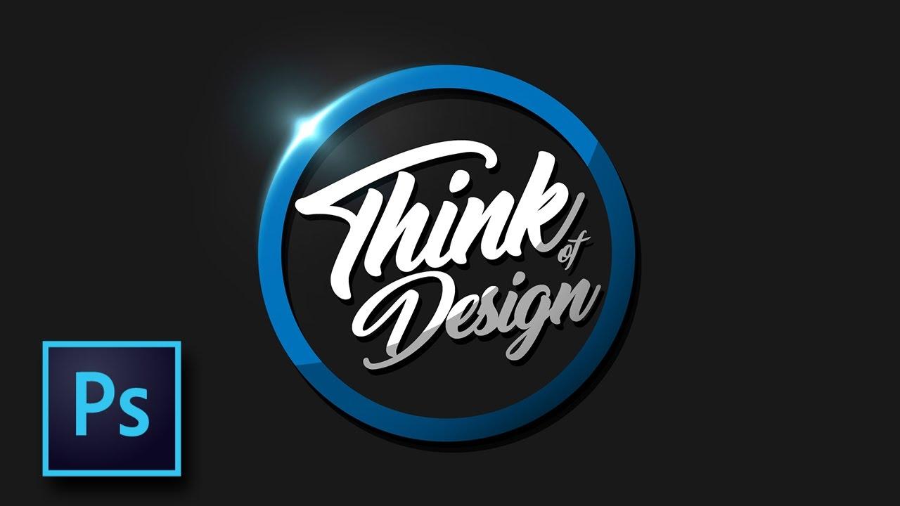 Desain logo simpel tapi keren.