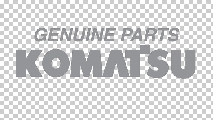 Komatsu Limited Caterpillar Inc. Forklift Logo Decal.