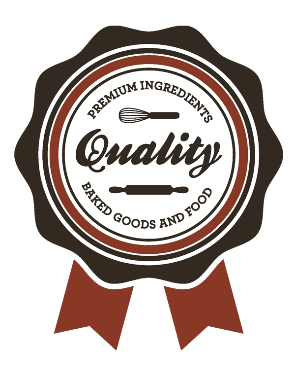 Free Vector Bakery Logos and Label.