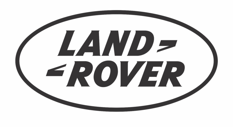 1 Of 2free Shipping 2 X Land Rover Big Logo Graphic.