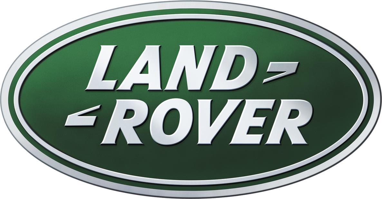Logo Land Rover.