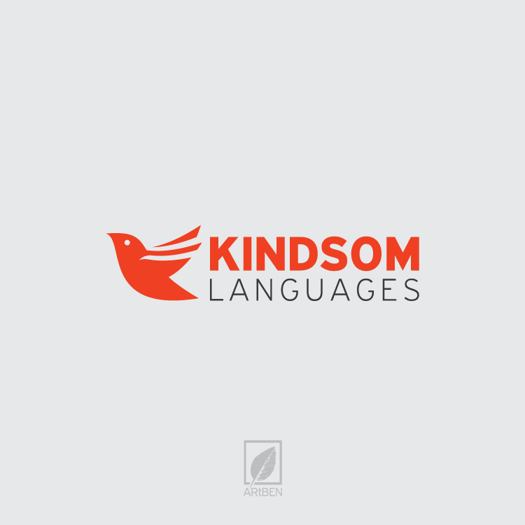 Kindsom Languages Logo.