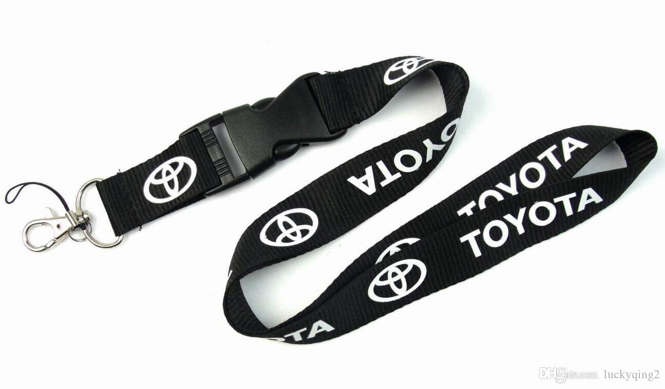 2019 HotCar Logo Lanyard For MP3/4 Cell Phone Key Chain Lanyards Wholesale  L004 From Luckyqing2, $11.06.
