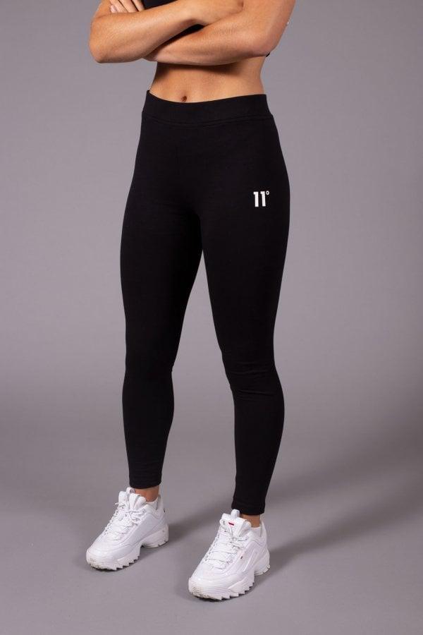 11 Degrees Women\'s Logo Leggings.