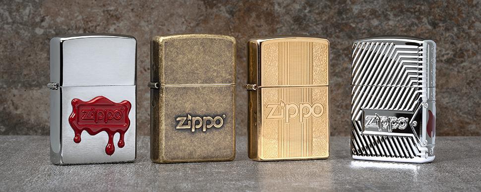 Zippo Logo Design.