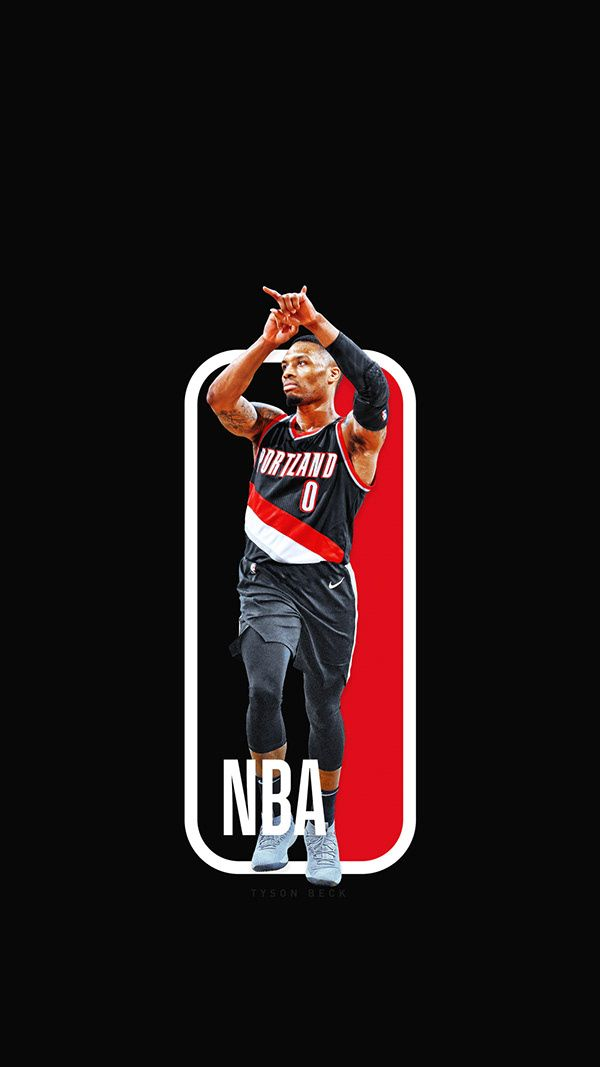 The Next NBA logo? NBA Logoman Series on Behance.