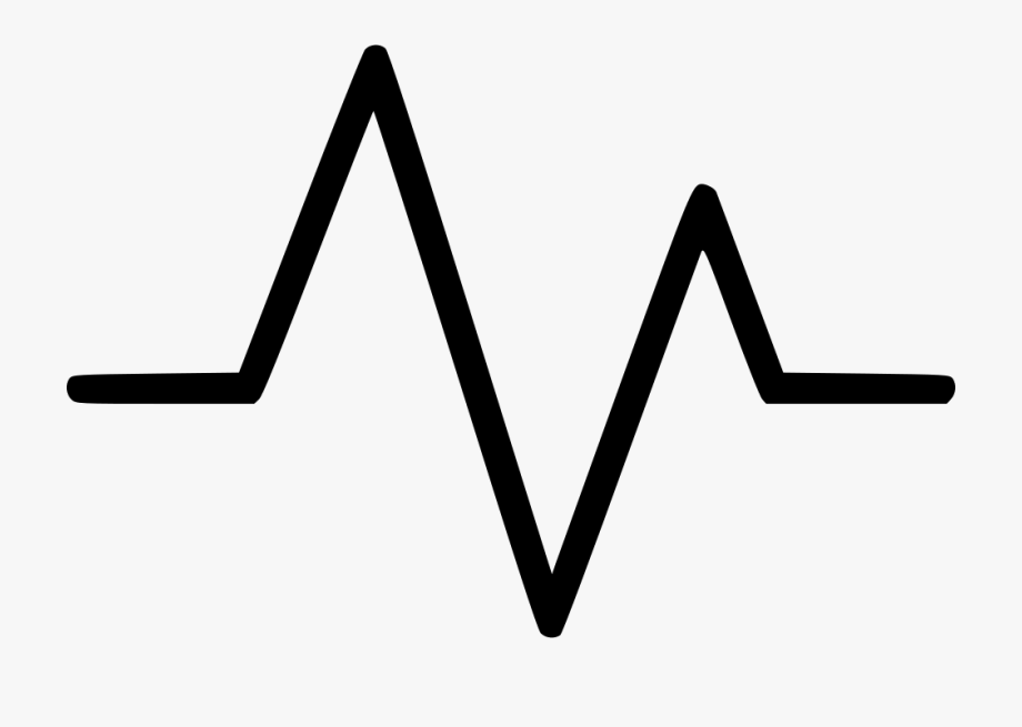 Heartbeat Line Clipart Png.