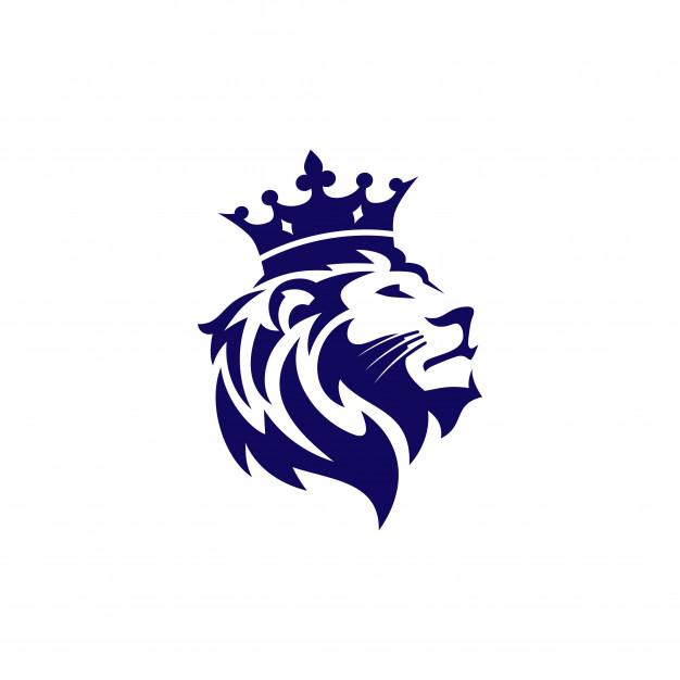 Lion logo vector template Vector.