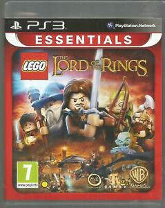 Details about Lego The Lord of the Rings Essentials (PS3) Playstation 3  \