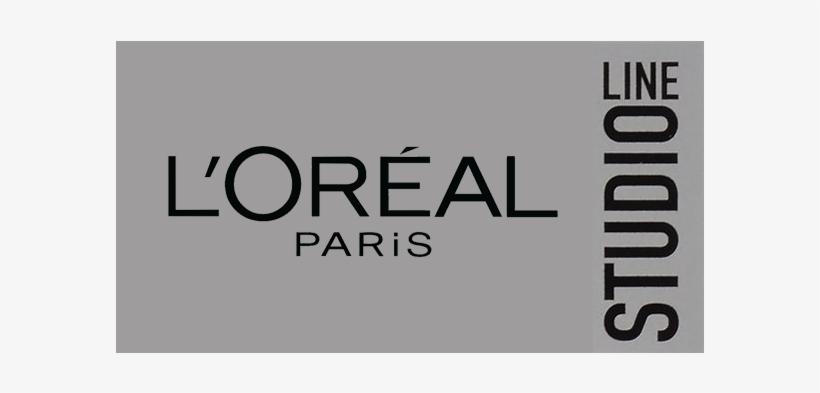 L\'oréal Paris Studio Line.