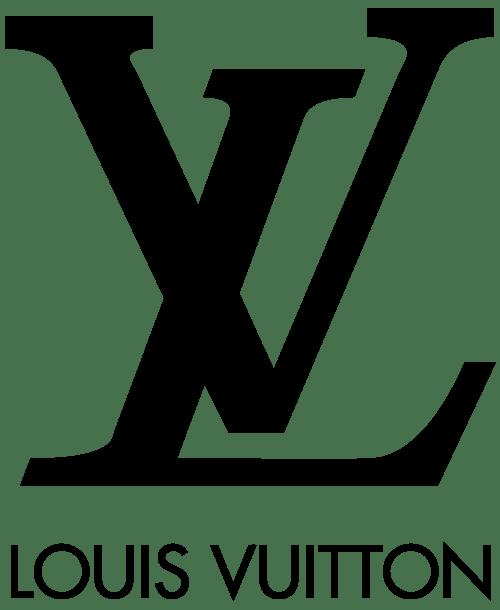 Louis Vuitton Logo transparent PNG.