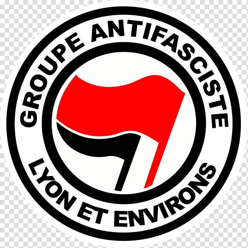 Antifascism Logo, Lyon, Postwwii Antifascism, Area.