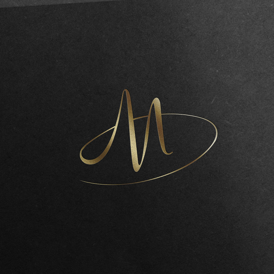 Entry #459 by BlueBerriez for I need a beautiful M logo.