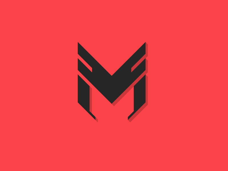 M Logo by ROOR Design Haus on Dribbble.