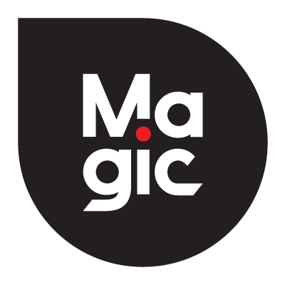 Magic Logo Video & Posters.