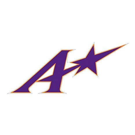 Amazon.com : Evansville Large Magnet \'A Logo\' : Sports Fan.