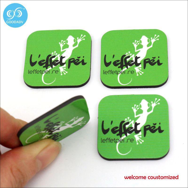 Custom Promotional Souvenir Fridge Magnet / Design Your Logo.